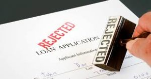 accounting mistakes cause loan rejection